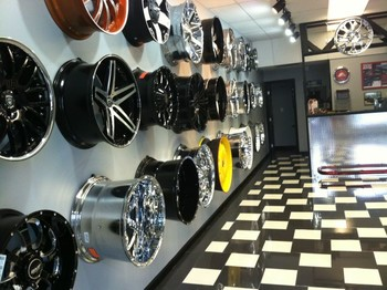 Floor Cleaning at Brian's Motor Sports in Hendersonville, TN
