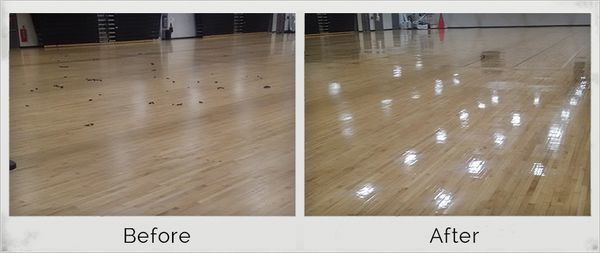 Floor Cleaning in Nashville Tennessee